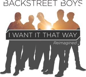 Backstreet Boys - I Want It That Way (Reimagined)